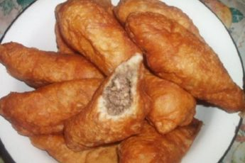 Орские пирожки популярны до сих пор! Секрет их рецепта хранят как военную тайну.
