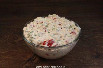 Легкий салат - вкусно и не навредит фигуре
