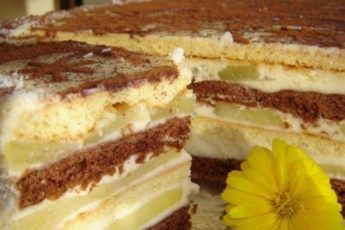 Изумительное пирожное «Шотландка»