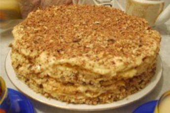 Делаю этот тортик «Без заморочек» каждые выходные. Простой рецепт, а детям сколько радости!