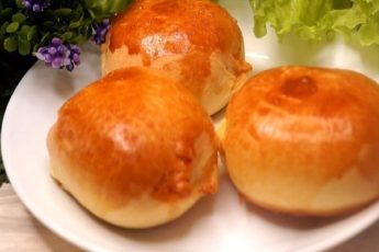Пирожки «Минутки» из чудесного теста: необычным способом