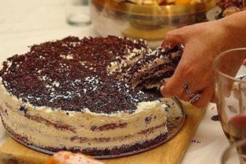 Потрясающий торт БЕЗ ВЫПЕЧКИ за 20 минут! Я его делаю каждую неделю!