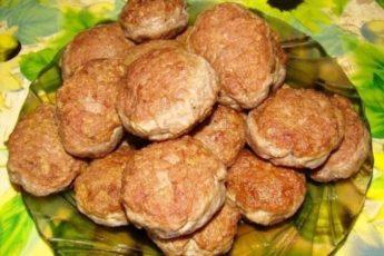 Аппетитные, сочные и безумно вкусные «Цыганские котлеты»