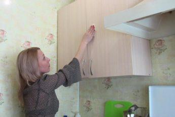 Эффективный способ, чтобы отчистить жирный налет на кухне 1